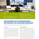 Fraport AG | Data Center Services | Referenz