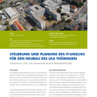 LKA Thüringen | Data Center Transition | Referenz