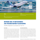 Fraport AG | Managed Networks | Referenz